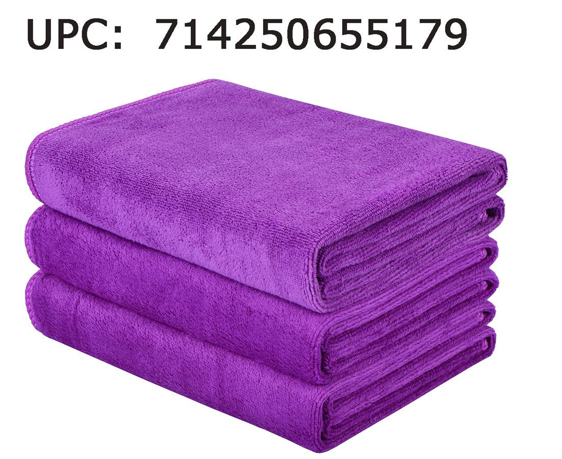 Hope Shine Microfiber Sports Towel Fast Drying Gym Towels 3-Pack 16inch X 32inch